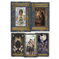 The Wizards Tarot, by Corrine Kenner