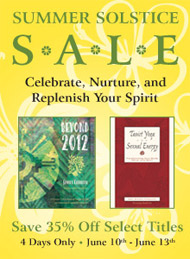 Llewellyn's Summer Solstic Sale - Celebrate, Nurture, and Replenish Your Spirit - Save 35% off Select Titles - 4 Days Only! June 10th-June 13th