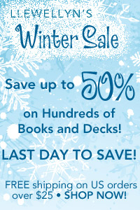 Save up to 50% during Llewellyn's Winter Sale! Shop Now!