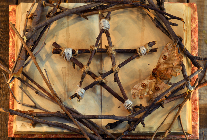 Crafty Pentacle