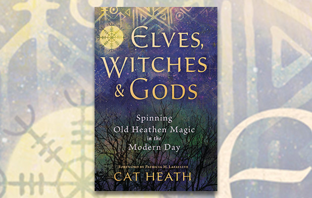 Elves, Witches & Gods, by Cat Heath