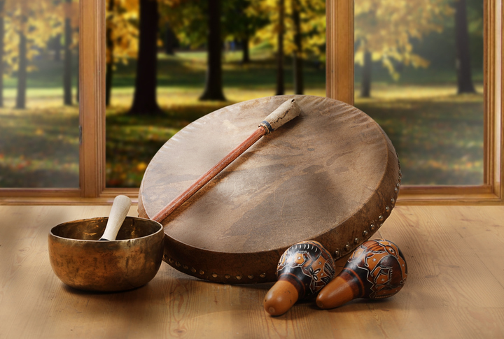 Sound Healing Items