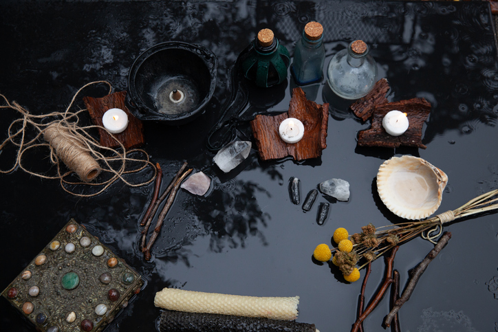 Witchcraft and Water