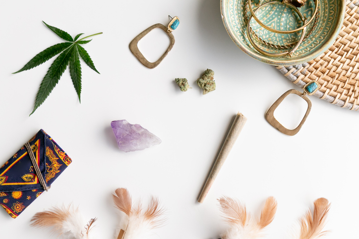Cannabis and Meditation Spread