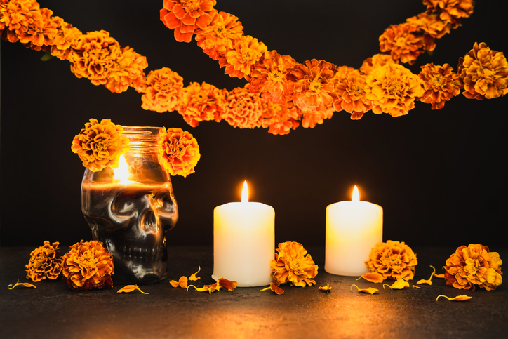 The Day of the Dead Altar