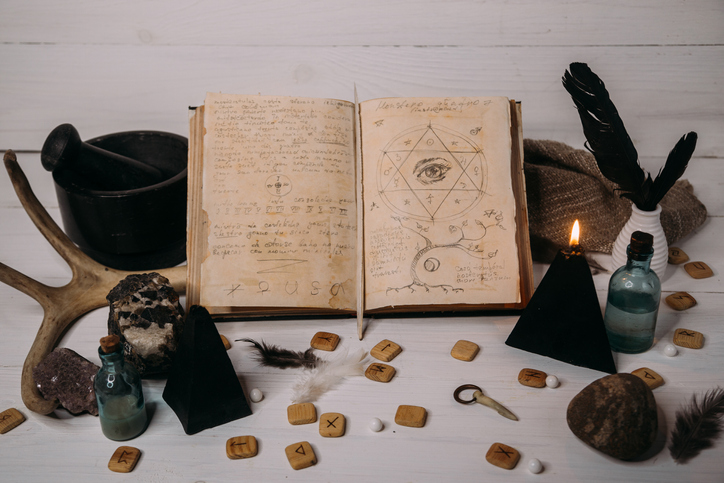 Witchcraft Items