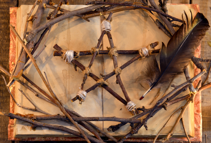 Witchcraft and Pentacle