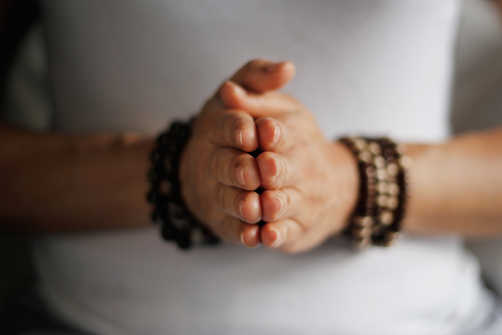Hands in Pose