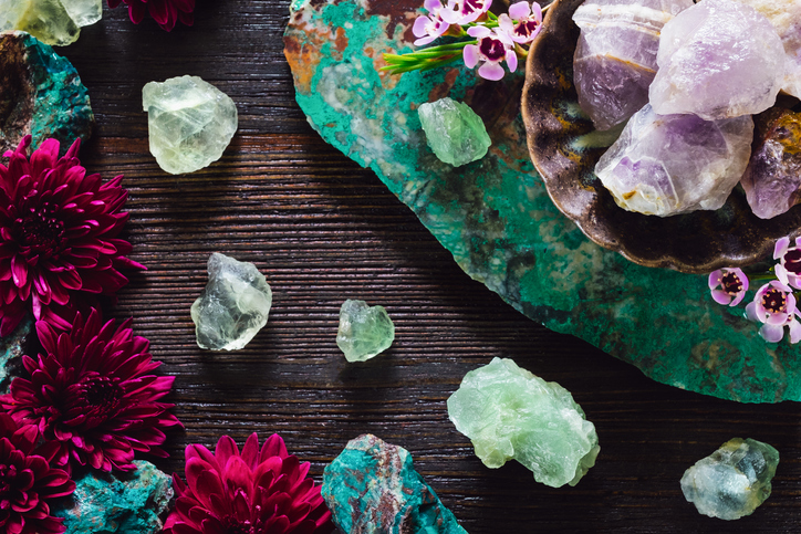 Crystals for Reiki
