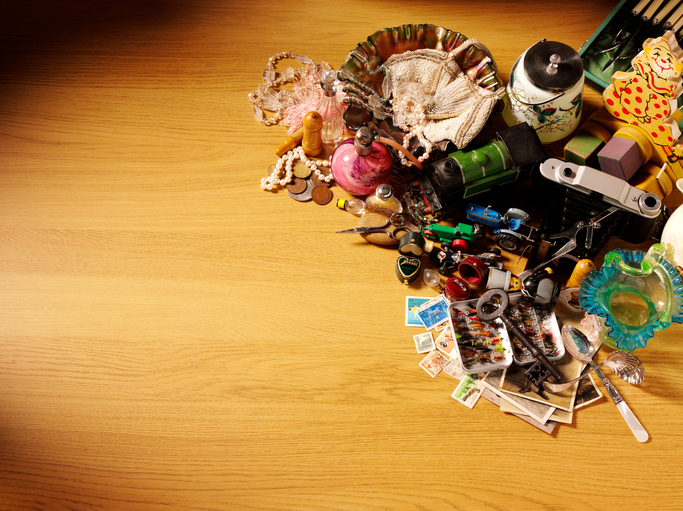 Collection of Trinkets