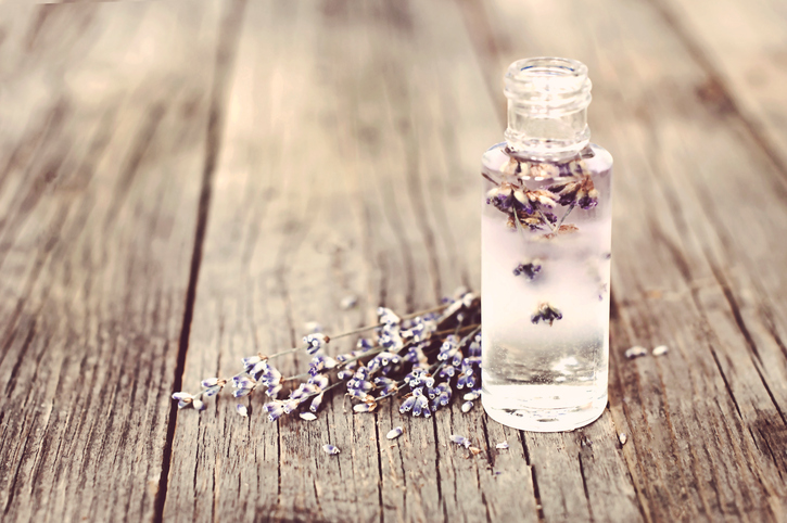 Lavender and Healing Balm
