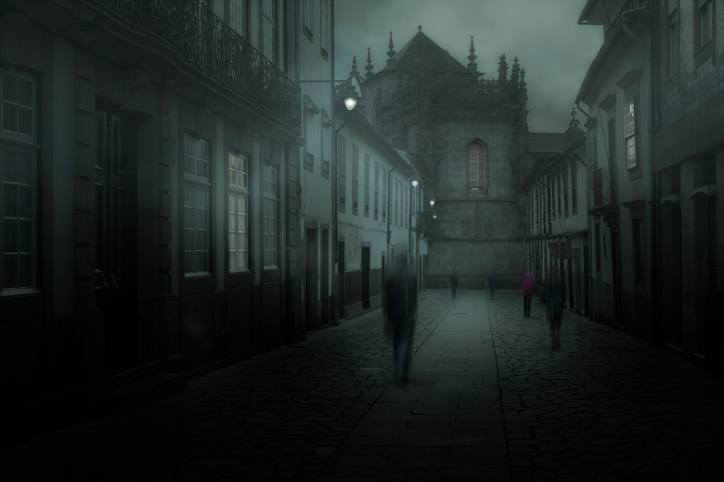 Haunted Historic Town