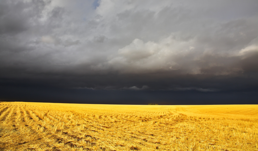 country thunderstorm
