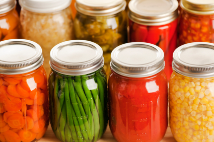 Canning and Harvesting