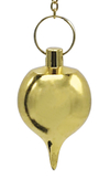 Deluxe Gold Drop Pendulum
