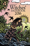 Llewellyn's 2016 Witches' Datebook
