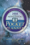 Llewellyn's 2016 Astrological Pocket Planner