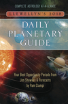 Llewellyn's 2018 Daily Planetary Guide