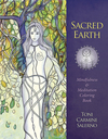 Sacred Earth Mindfulness & Meditation Coloring Book