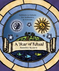 A Year of Ritual, by Sandra Kynes