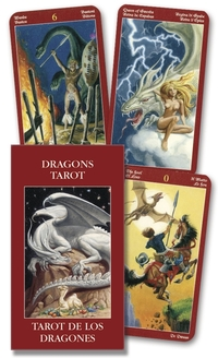 Dragons Tarot Mini