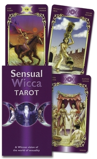Sensual Wicca Tarot, by Lo Scarabeo