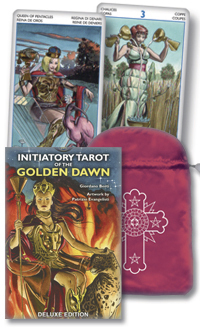 Initiatory Tarot of the Golden Dawn, by Lo Scarabeo