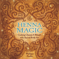 Henna Magic, by Phillippa Faulks