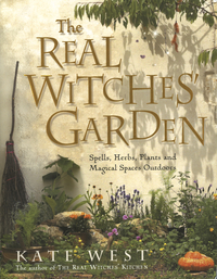 The Real Witches' Garden, by Kate West
