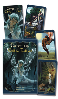 Tarot of the Celtic Fairies by Lo Scarabeo