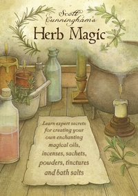 Scott Cunningham's Herb Magic DVD