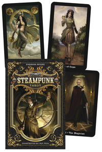 The Steampunk Tarot, by Barbara Moore & Aly Fell