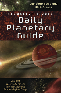 Llewellyn's 2015 Daily Planetary Guide