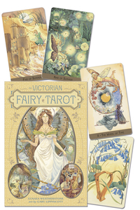 The Victorian Fairy Tarot, by Lunaea Weatherstone & Gary A. Lippincott