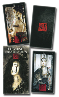 I Ching: Dead Moon Deck, by Lo Scarabeo