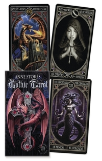 Anne Stokes Gothic Tarot Deck, by Lo Scarabeo