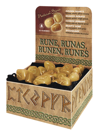 Golden Quartz Runes