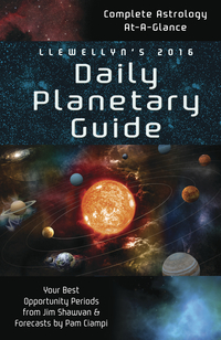 Llewellyn's Daily Planetary Guide
