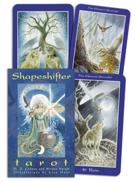 Shapeshifter Tarot Deck, by D.J. Conway & Sirona Knight