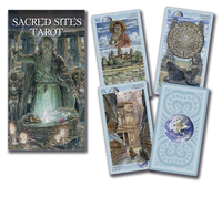 Sacred Sites Tarot, by Lo Scarabeo