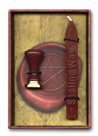 Magic Sealing Wax, by Lo Scarabeo