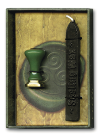Celtic Sealing Wax, by Lo Scarabeo