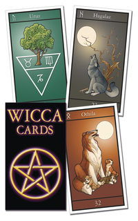 Wicca Cards, by Lo Scarabeo