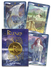 Runes Oracle Cards, by Lo Scarabeo