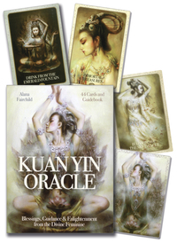 Kuan Yin Oracle, by Lo Scarabeo