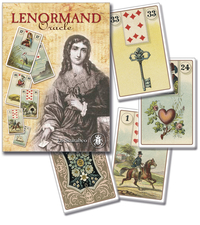 Lenormand Oracle, by Lo Scarabeo