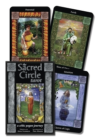 The Sacred Circle Tarot Deck, by Anna Franklin and Paul Mason
