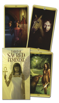 Tarot of the Sacred Feminine, by Lo Scarabeo
