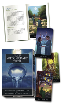 Silver Witchcraft Tarot Kit, by Lo Scarabeo