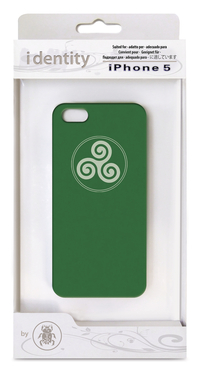 Celtic iPhone Cover, by Lo Scarabeo